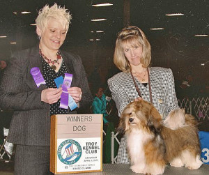 Lokkei at Troy Kennel Club