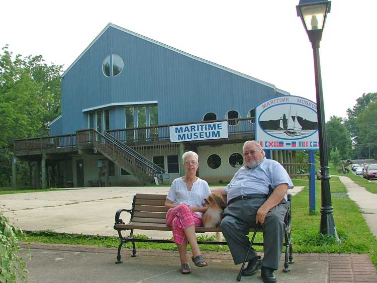 Lokkei visits the HdG Maritime Museum